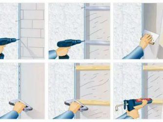 Как укладывать панели ПВХ на стены?