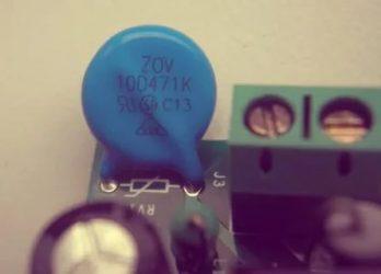 Варистор на 220 вольт как правильно выбрать?